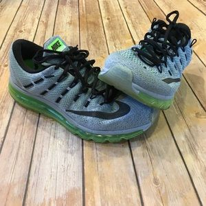 Nike Air Max 2016 Sneakers, Size 9